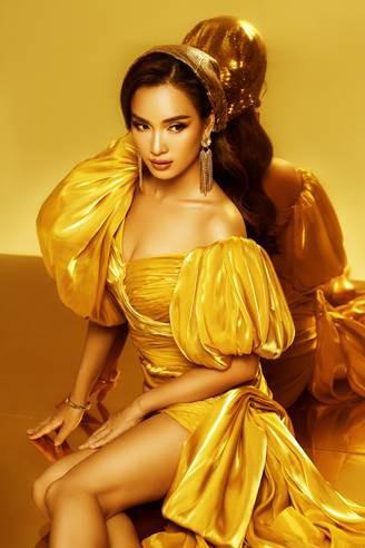 Lộng lẫy từ thần thái đến giọng hát, Ái Phương hóa thân xuất thần thành công chúa Jasmine của Aladdin bản lồng tiếng - Ảnh 1.