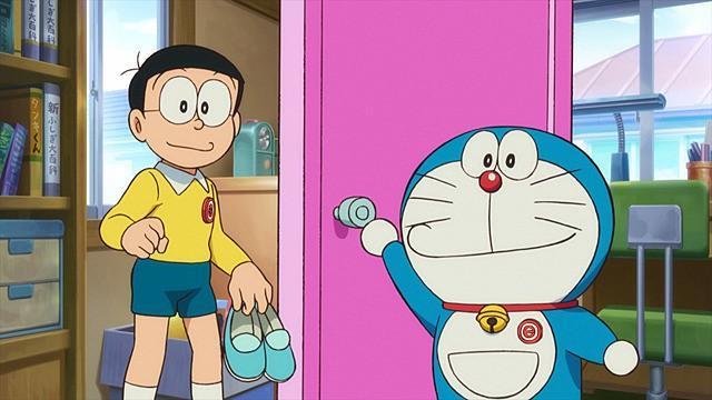 Nobita và Mặt Trăng phiêu lưu ký phá đảo phòng vé tại Nhật, trở thành phim thứ 3 có doanh thu cao nhất của thương hiệu Doraemon - Ảnh 2.