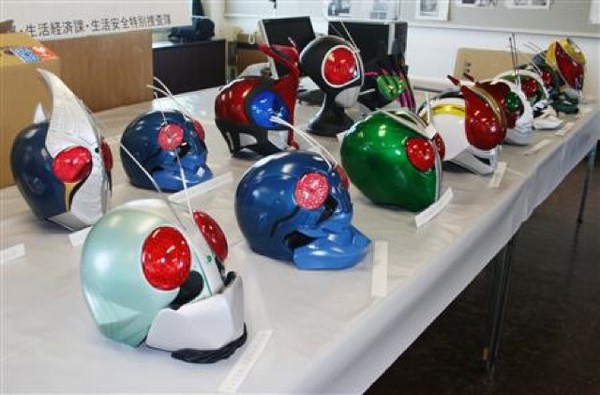 Kho tang vật của cảnh sát Nhật Bản: Không thiếu những món kỳ dị, còn đồ lót bị sắp xếp như bán ở siêu thị! - Ảnh 6.