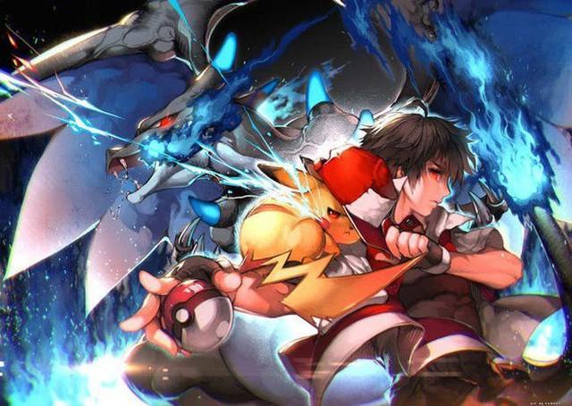 Mãn nhãn với những bức fan art của người hâm mộ về các loài Pokemon khi được chuyển hệ - Ảnh 1.