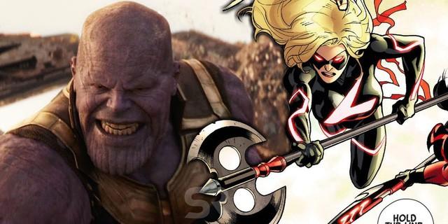 Hé lộ bí mật về thanh bảo đao của Thanos trong Avengers: Endgame, và nó sẽ mở ra tương lai của vũ trụ Marvel - Ảnh 4.