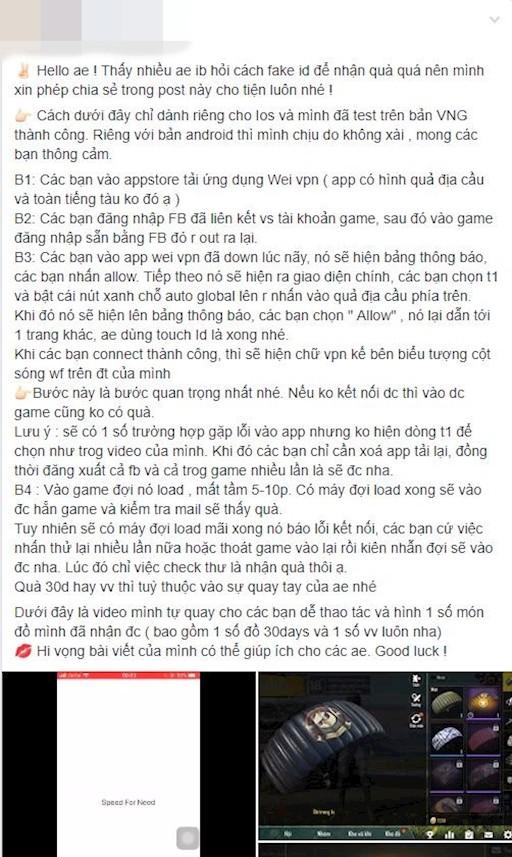 PUBG Mobile: Game thủ hò nhau bỏ server Việt để đi chơi nhờ cho... sướng - Ảnh 1.