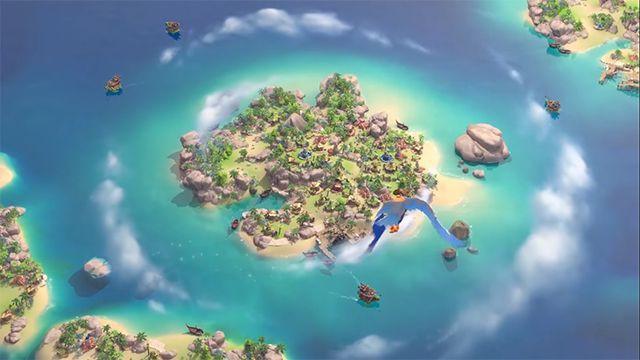 Dawn of Isles - Game mobile nhập vai ấn tượng mới mở thử nghiệm - Ảnh 3.