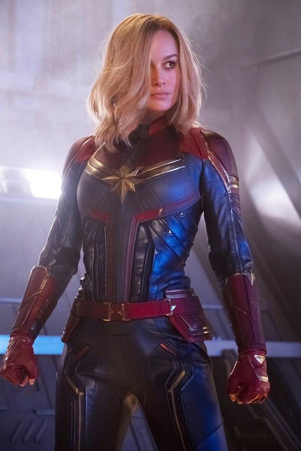 Captain Marvel Brie Larson bị ghét đến nỗi một cuộc ký tên đã được lập ra để yêu cầu thay thế cô - Ảnh 2.