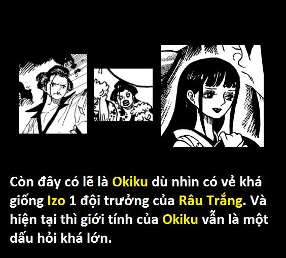 Góc soi mói One Piece 943: Cửu Hồng Bao thời trẻ trông khá trẩu tre, cái chết của Yasu đã khiến họ khóc hết nước mắt - Ảnh 3.