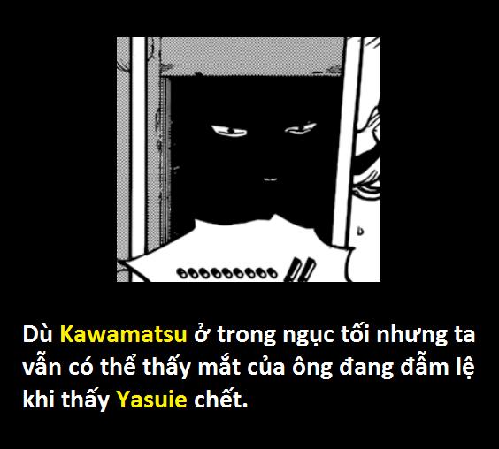 Góc soi mói One Piece 943: Cửu Hồng Bao thời trẻ trông khá trẩu tre, cái chết của Yasu đã khiến họ khóc hết nước mắt - Ảnh 5.