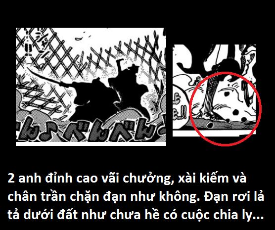 Góc soi mói One Piece 943: Cửu Hồng Bao thời trẻ trông khá trẩu tre, cái chết của Yasu đã khiến họ khóc hết nước mắt - Ảnh 13.