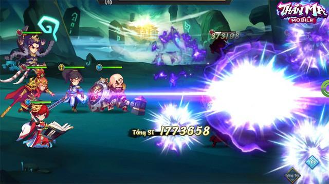 Tri ân người chơi chờ đợi đã lâu, Thần Ma Mobile tặng hẳn tướng đỏ ngày đầu ra mắt - Ảnh 2.