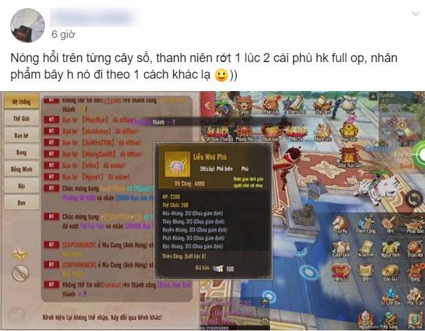 """Game thủ hậu duệ """"Xuân Tóc Đỏ"""": Đi phó bản chơi chơi nhặt luôn 2 đồ Hoàng Kim full option 6 dòng giám định - Ảnh 2."""