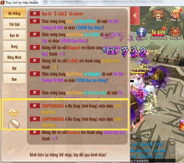 """Game thủ hậu duệ """"Xuân Tóc Đỏ"""": Đi phó bản chơi chơi nhặt luôn 2 đồ Hoàng Kim full option 6 dòng giám định - Ảnh 5."""
