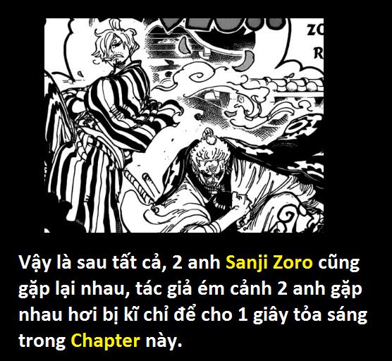 Góc soi mói One Piece 943: Cửu Hồng Bao thời trẻ trông khá trẩu tre, cái chết của Yasu đã khiến họ khóc hết nước mắt - Ảnh 15.