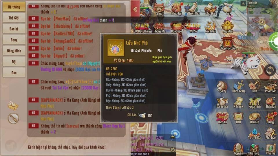 """Game thủ hậu duệ """"Xuân Tóc Đỏ"""": Đi phó bản chơi chơi nhặt luôn 2 đồ Hoàng Kim full option 6 dòng giám định - Ảnh 4."""