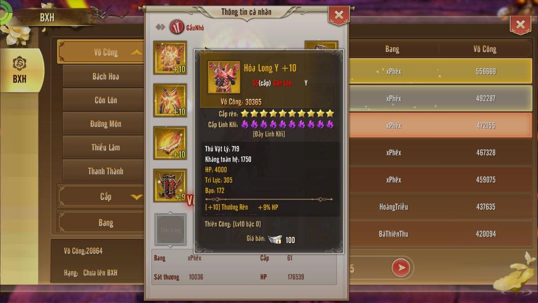 Trang bị Hoàng Kim: Mỏ vàng tiền tươi đối với dân cày game kiếm hiệp - Ảnh 5.