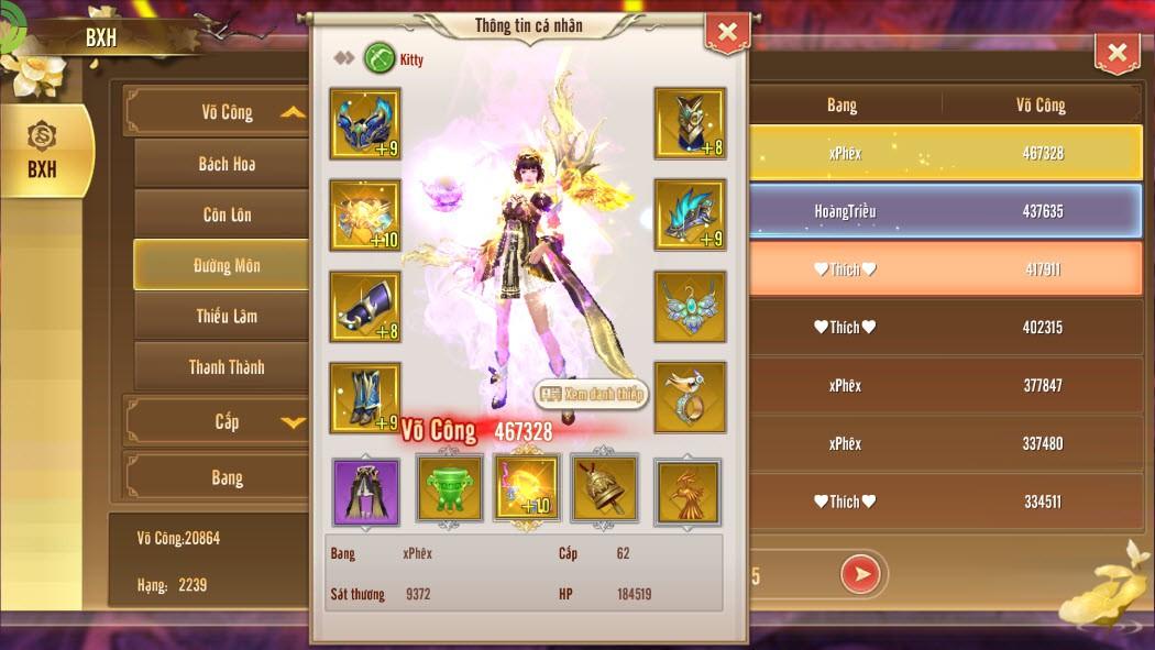 Trang bị Hoàng Kim: Mỏ vàng tiền tươi đối với dân cày game kiếm hiệp - Ảnh 6.