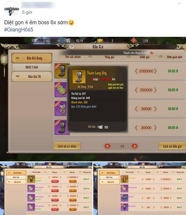 Trang bị Hoàng Kim: Mỏ vàng tiền tươi đối với dân cày game kiếm hiệp - Ảnh 9.
