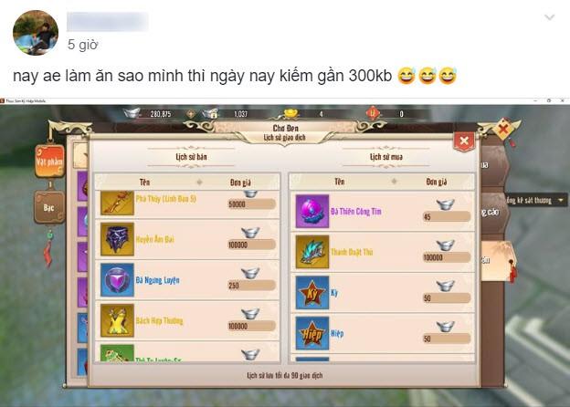 Trang bị Hoàng Kim: Mỏ vàng tiền tươi đối với dân cày game kiếm hiệp - Ảnh 10.