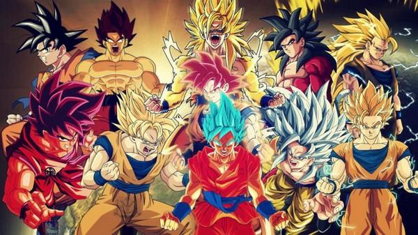 Dragon Ball: Vượt qua bản năng Vô Cực, Super Saiyan 1 mới là trạng thái sức mạnh được yêu thích nhất Nhật Bản - Ảnh 2.