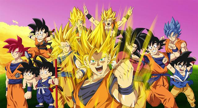 Dragon Ball: Vượt qua bản năng Vô Cực, Super Saiyan 1 mới là trạng thái sức mạnh được yêu thích nhất Nhật Bản - Ảnh 4.