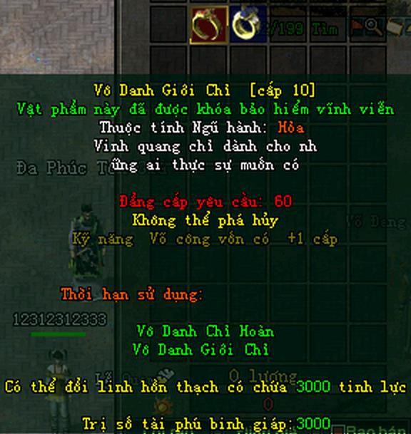 Trang bị Hoàng Kim: Mỏ vàng tiền tươi đối với dân cày game kiếm hiệp - Ảnh 2.