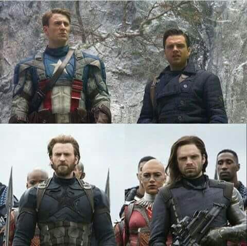 Avengers: Endgame: Chuyện gì sẽ xảy ra nếu Steve và Bucky đi đến Vormir để lấy đá linh hồn? - Ảnh 1.