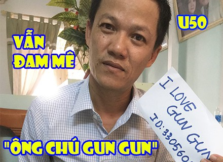 Ông chú Gun Gun: Hồi giai tân từng oanh tạc làng game, lên hẳn phóng sự Tivi, 1 vợ 2 con vẫn bắn gà ra gấu, ngại gì giới trẻ! - Ảnh 1.