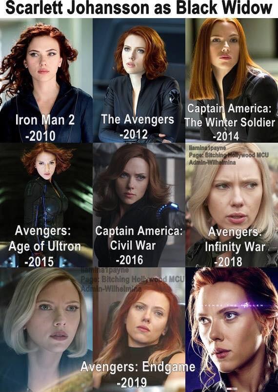 Hành trình nhan sắc ngày càng nóng bỏng của Scarlett Johansson từ lúc còn bé cho đến khi xuất hiện trong Avengers: Endgame - Ảnh 11.