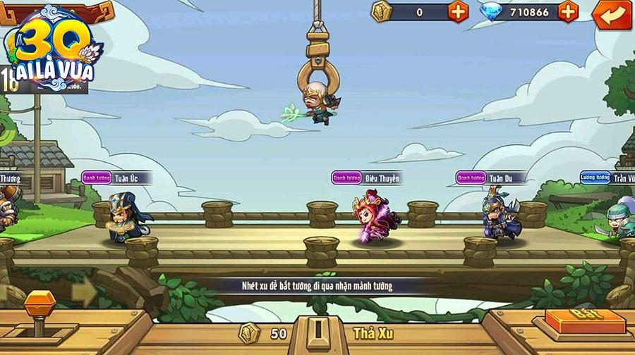 5 lý do giúp 3Q Ai Là Vua tự tin khẳng định ngôi vương của dòng game chiến thuật Tam Quốc - Ảnh 10.