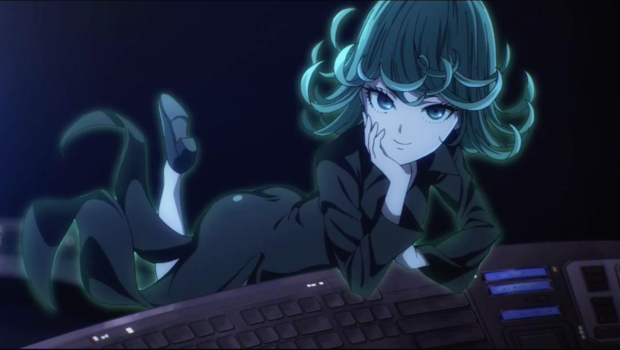 """One Punch Man: Tatsumaki và những thông tin cần biết về """"chị bão ..."""