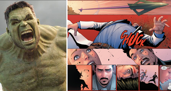 10 siêu anh hùng có cái chết bi thảm nhất vũ trụ Marvel (P.2) - Ảnh 1.