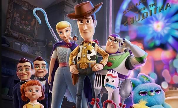 Toy Story 4 - Liệu bạn đã sẵn sàng cho chuyến phiêu lưu hấp dẫn nhất mùa hè này? - Ảnh 1.