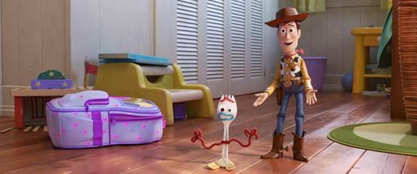 Toy Story 4 - Liệu bạn đã sẵn sàng cho chuyến phiêu lưu hấp dẫn nhất mùa hè này? - Ảnh 3.