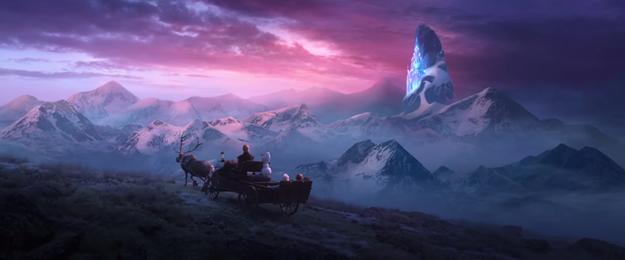 Frozen 2 tung trailer chính thức siêu hoành tráng như phim siêu anh hùng - Ảnh 5.