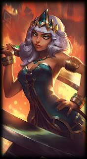 LMHT: Chi tiết bộ kĩ năng của Nữ hoàng Nguyên tố Qiyana - Thêm một siêu sát thủ vật lí nữa xuất hiện - Ảnh 3.