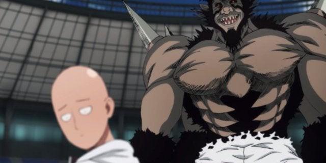 One Punch Man mùa 2 tập 21: Saitama lạnh lùng tung cú tất sát hạ gục quái vật Bakuzan - Ảnh 2.
