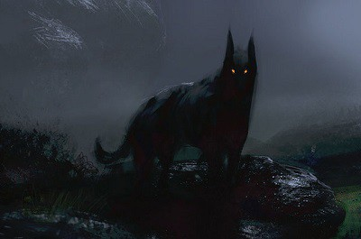 Chó ma Anh quốc: Loài vật bí ẩn và những minh chứng về sự tồn tại của chúng - Ảnh 1.