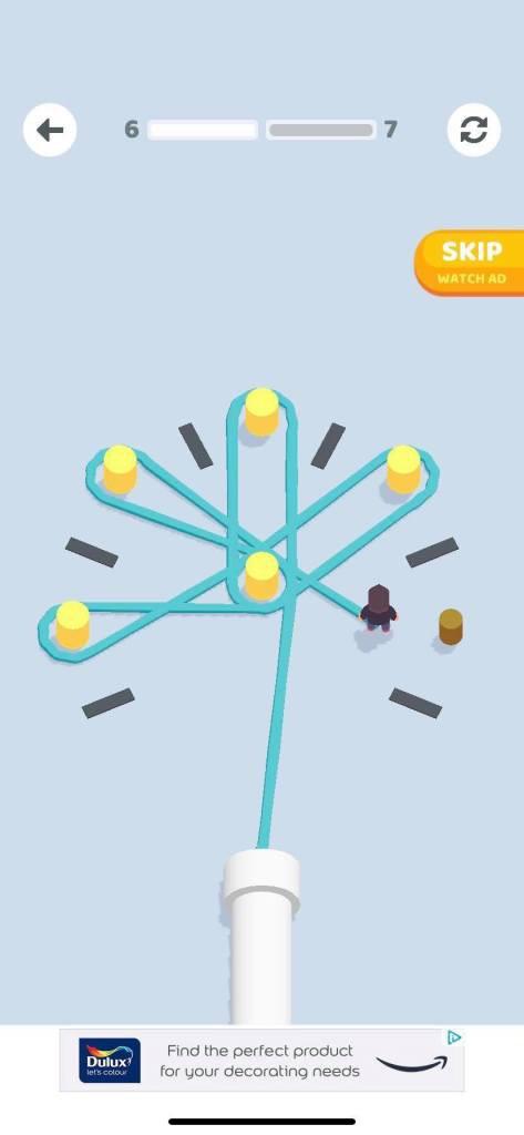 Rope Around - tựa game hack não nhất hành tinh - Ảnh 3.