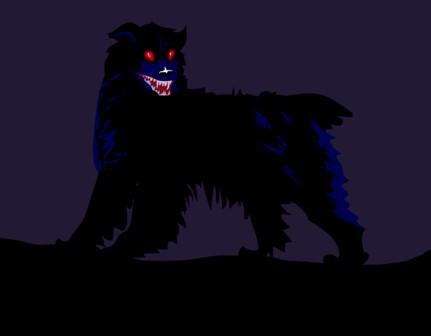 Chó ma Anh quốc: Loài vật bí ẩn và những minh chứng về sự tồn tại của chúng - Ảnh 4.