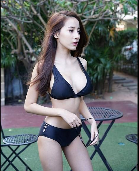 Ngơ ngẩn trước nhan sắc vạn người mê của nữ thần vòng một Thái Lan - Ảnh 6.