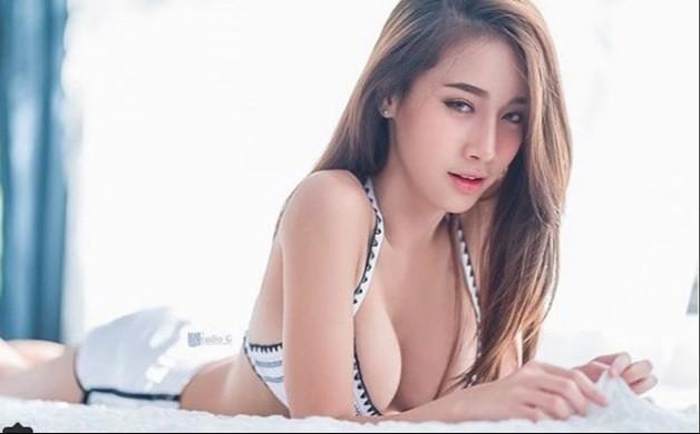 Ngơ ngẩn trước nhan sắc vạn người mê của nữ thần vòng một Thái Lan - Ảnh 8.