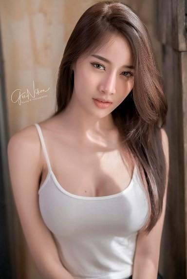 Ngơ ngẩn trước nhan sắc vạn người mê của nữ thần vòng một Thái Lan - Ảnh 12.