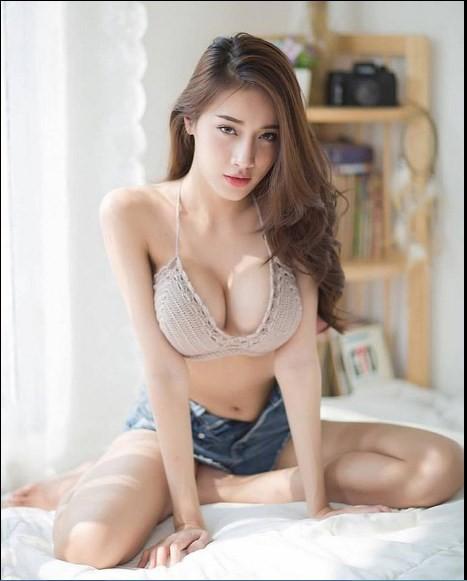 Ngơ ngẩn trước nhan sắc vạn người mê của nữ thần vòng một Thái Lan - Ảnh 3.