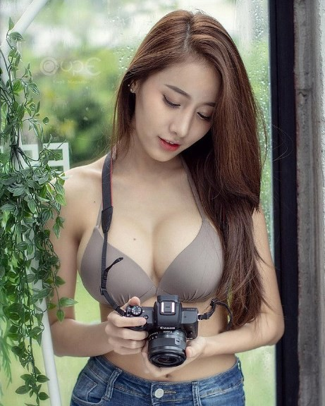 Ngơ ngẩn trước nhan sắc vạn người mê của nữ thần vòng một Thái Lan - Ảnh 4.