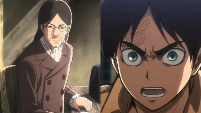 Attack on Titan Anime Theory: Grisha's Plan