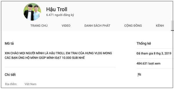 Học theo mẹ và anh trai, con út của bà Tân Vlog cũng bỏ việc chuyển sang làm Youtube - Ảnh 3.