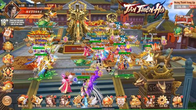 Giữa hàng loạt gMO mới sắp ra mắt, tại sao Tân Thiên Hạ chính là một tựa game phải thử? - Ảnh 13.