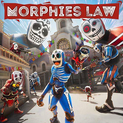 Game bắn súng siêu nhí nhố Morphies Law sắp mở cửa thử nghiệm - Ảnh 2.