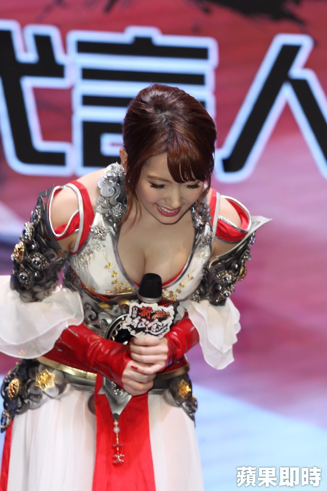 Ngắm loạt ảnh cosplay đầy nóng bỏng của nữ thần phim người lớn Yui Hatano - Ảnh 19.