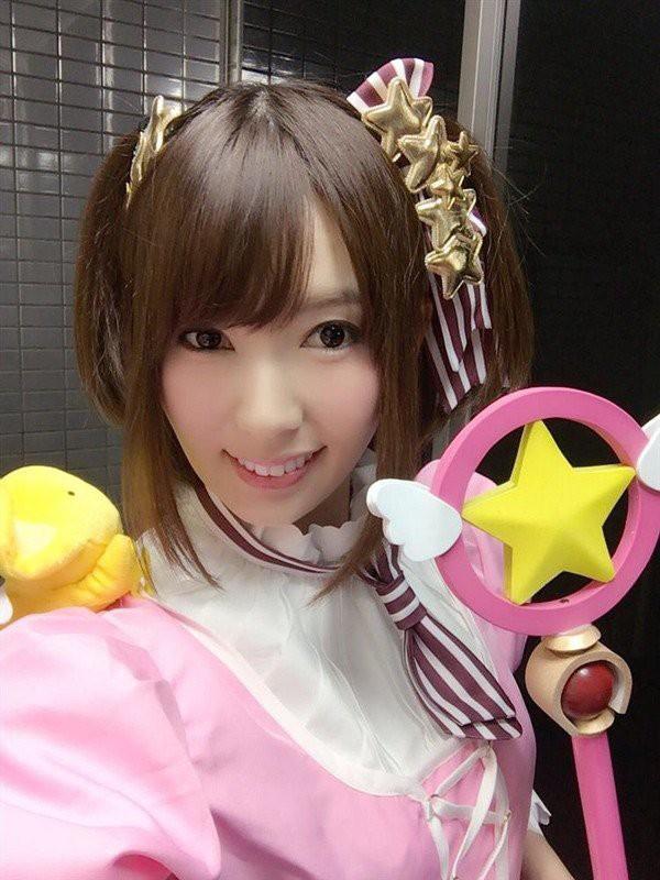 Ngắm loạt ảnh cosplay đầy nóng bỏng của nữ thần phim người lớn Yui Hatano - Ảnh 3.