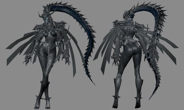 LMHT: Đợi mãi chẳng thấy Riot ra mắt tướng Darkin mới, fan tự tay thiết kế Ác quỷ Yordle siêu ngầu - Ảnh 2.