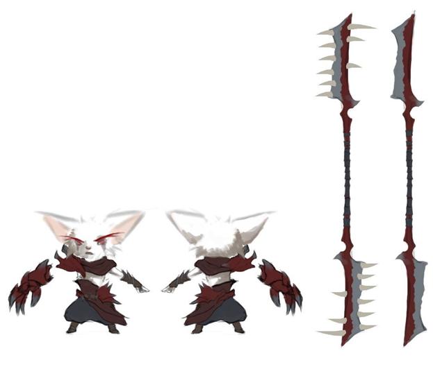 LMHT: Đợi mãi chẳng thấy Riot ra mắt tướng Darkin mới, fan tự tay thiết kế Ác quỷ Yordle siêu ngầu - Ảnh 5.